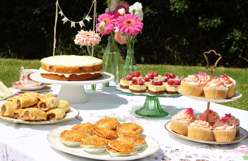 Summer Cream Tea 8 August 2020